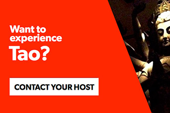 Contact your host to experience Tao