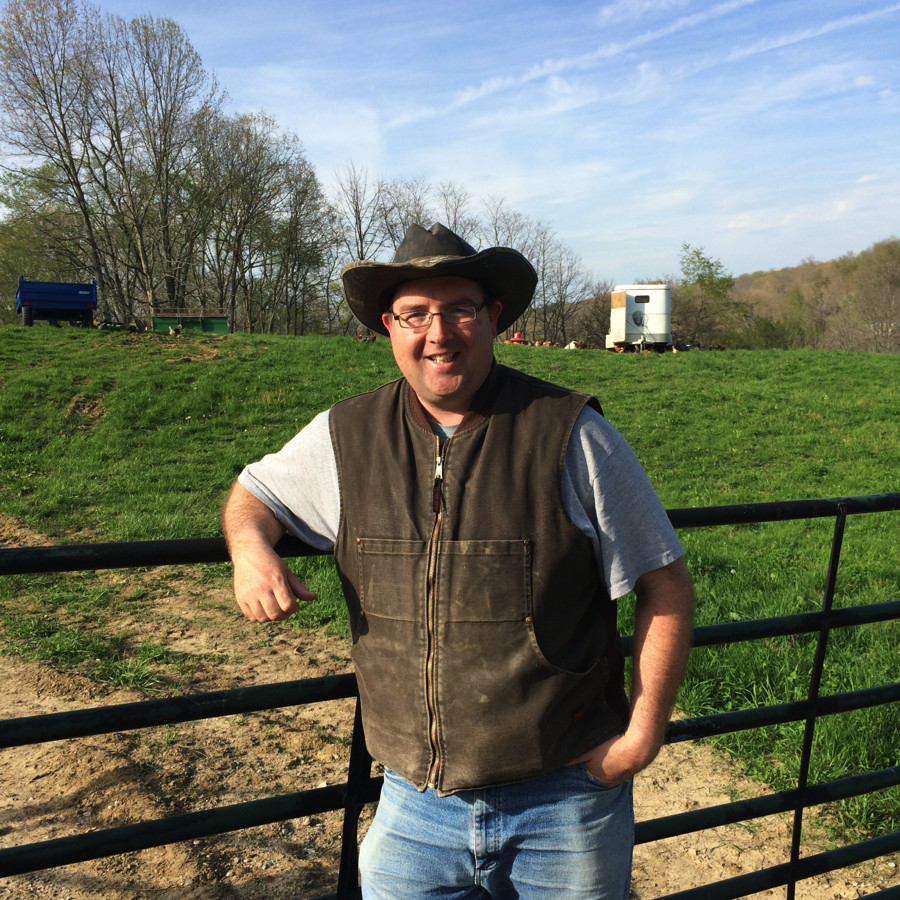 Richard Boutall, of Brookhill Farms