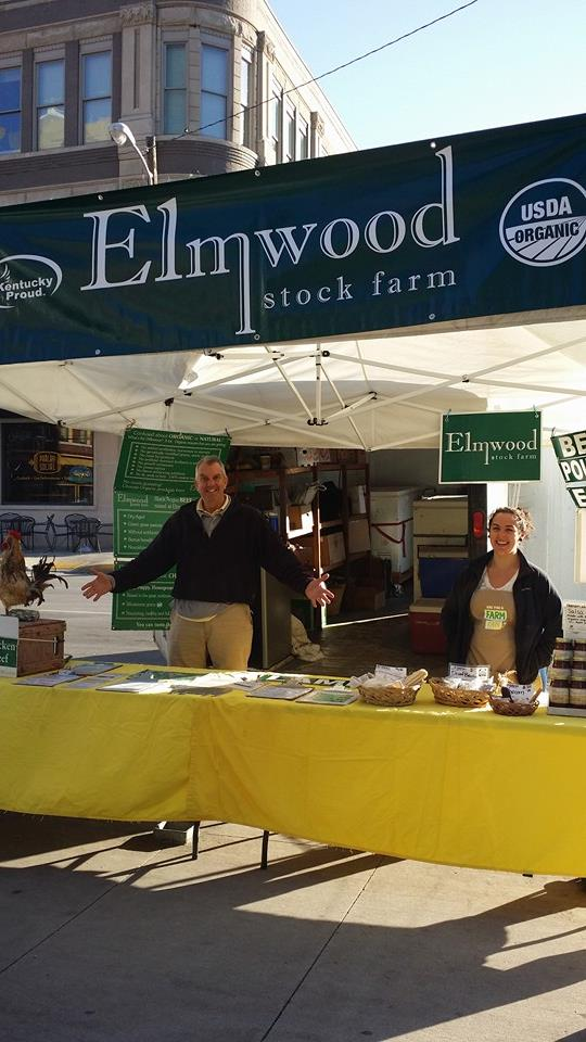 Mac Stone of Elmwood Stock Farm