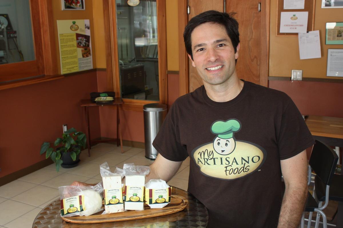 Eduardo From My Artisano Foods