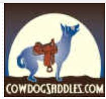 Cowdog Saddles  Tony Zimmerman