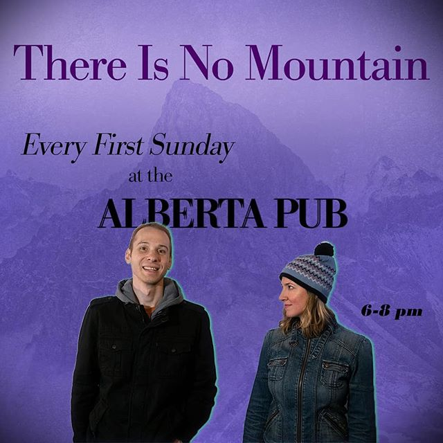 This Sunday is a first Sunday, which means we're playing an all ages early (6-8pm) show with friends at @albertastreetpub!  This week the friends are the incredible underwater-pop band @sirenandthesea.  Come hang, eat some good food, bring your kids and your great grandma, and let us serenade you. .. Image by @luke.borsten, who may also be at the show blowing on a saxophone