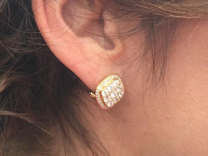 Earrings by XIV Karats