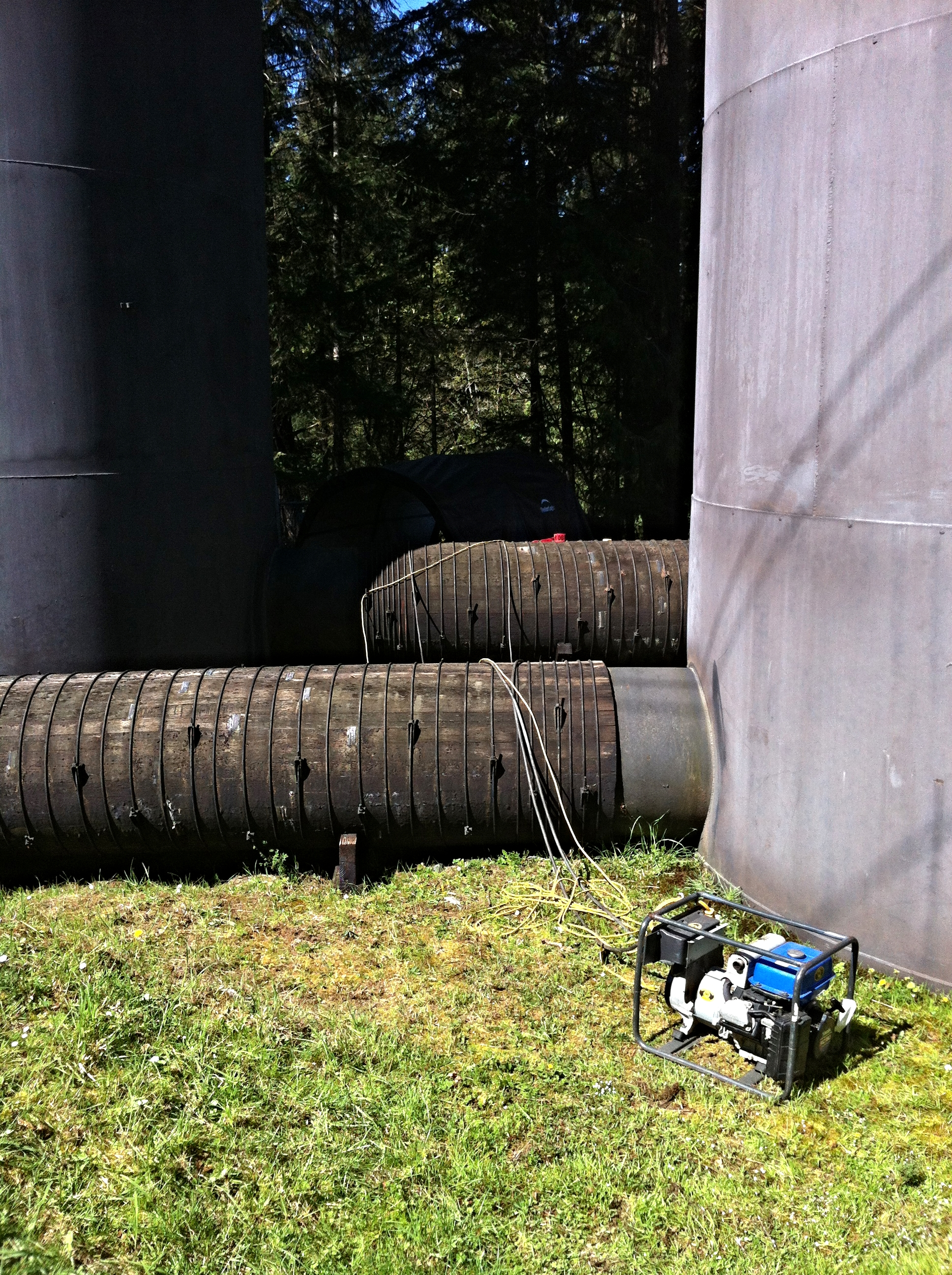 Pipe Inspection Site