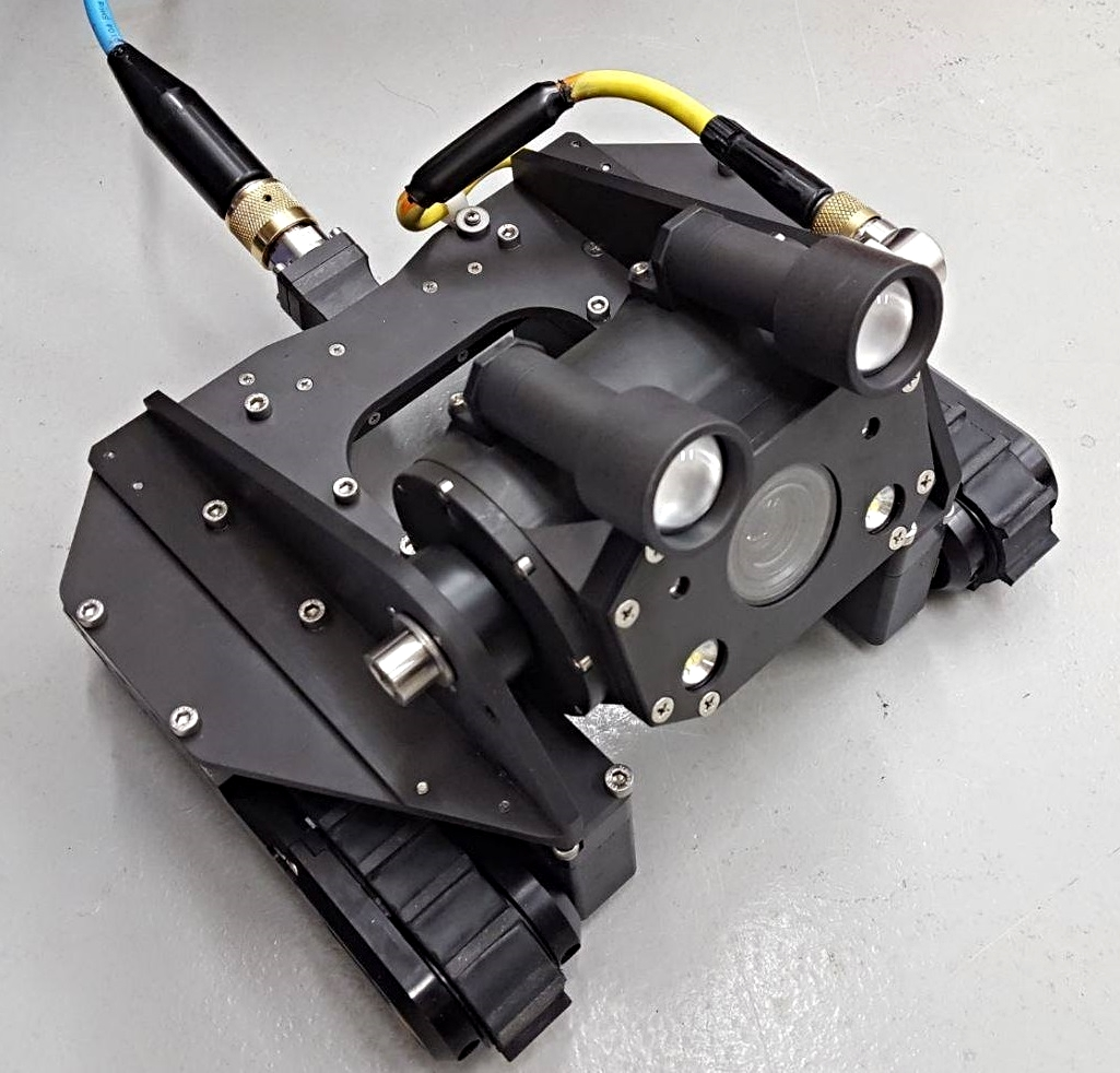 MaggHD™ Miniature Magnetic Crawler