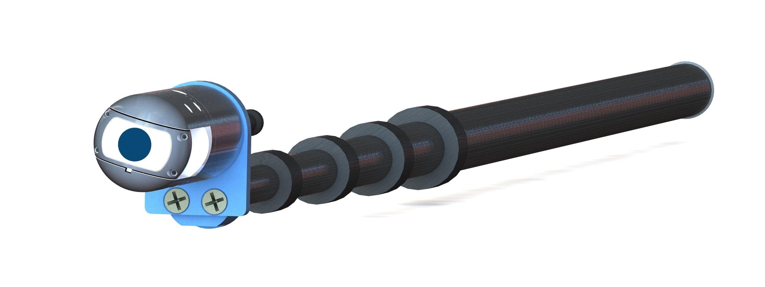 Inuktun Pole Cameras