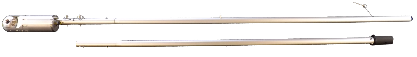 Segmented Pole System with Spectrum 90™ Camera