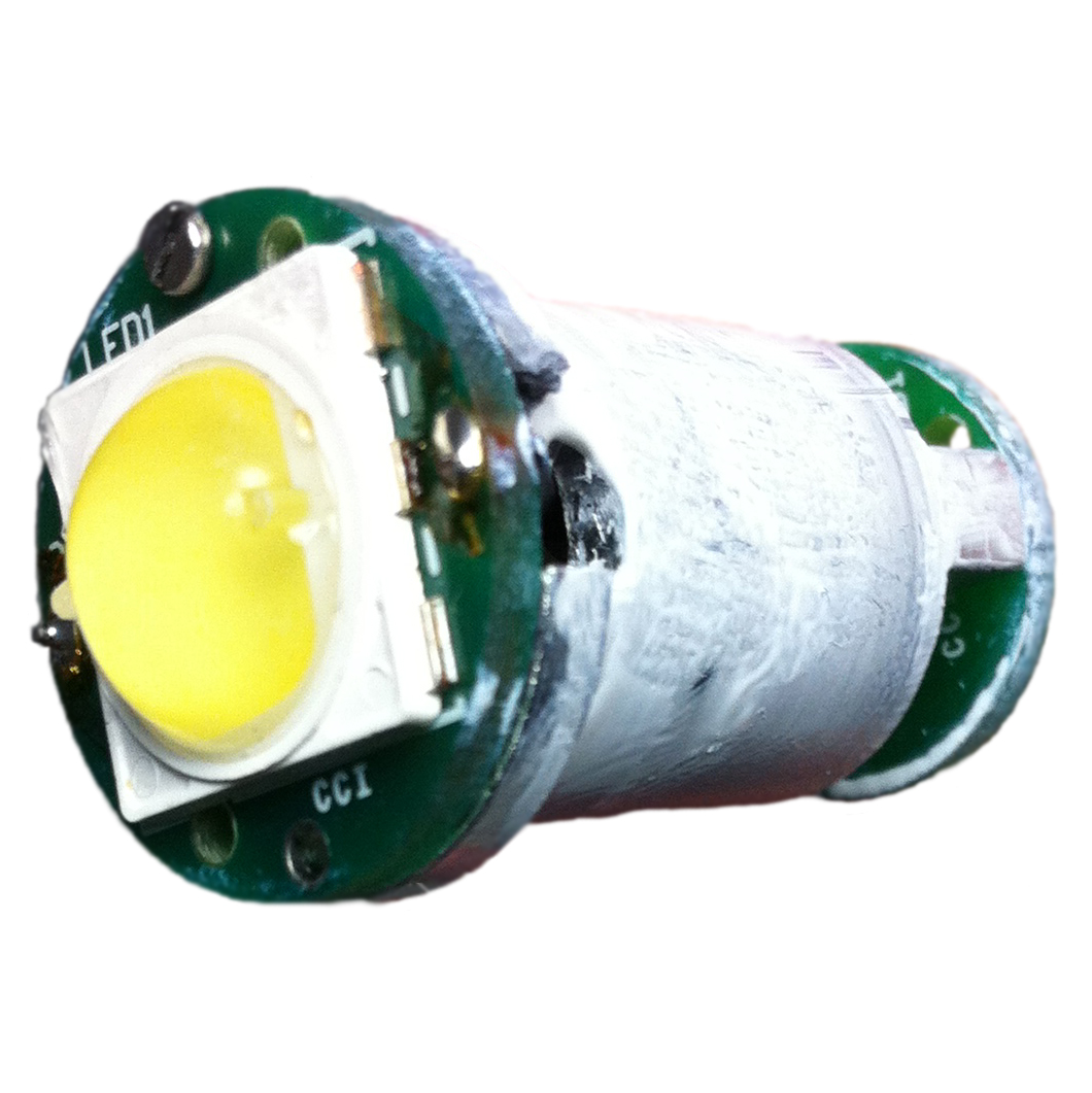 Inuktun LED Replacement
