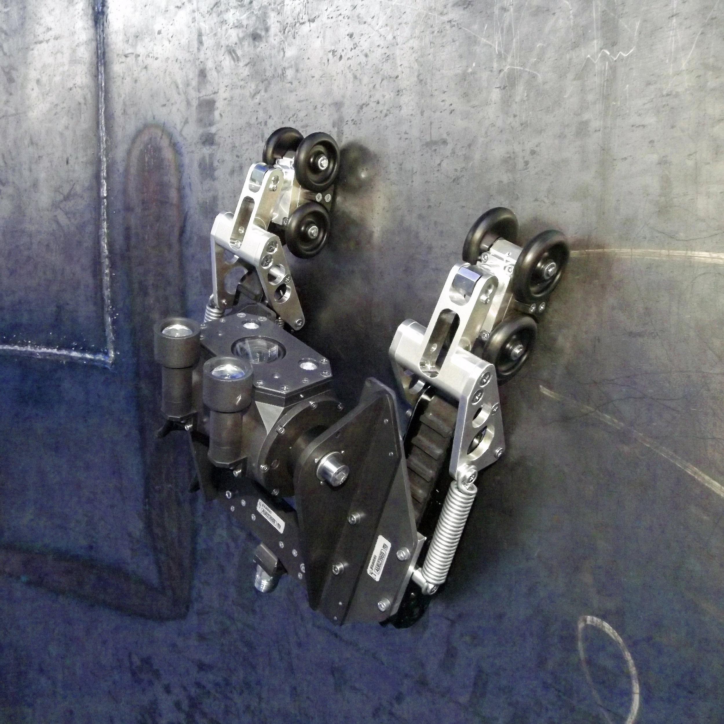 Modified MaggHD™ Crawler