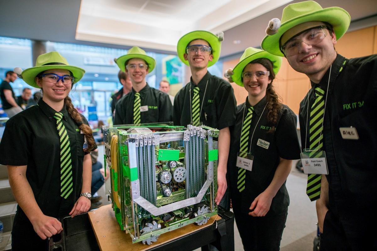 FIX IT Robotics Team