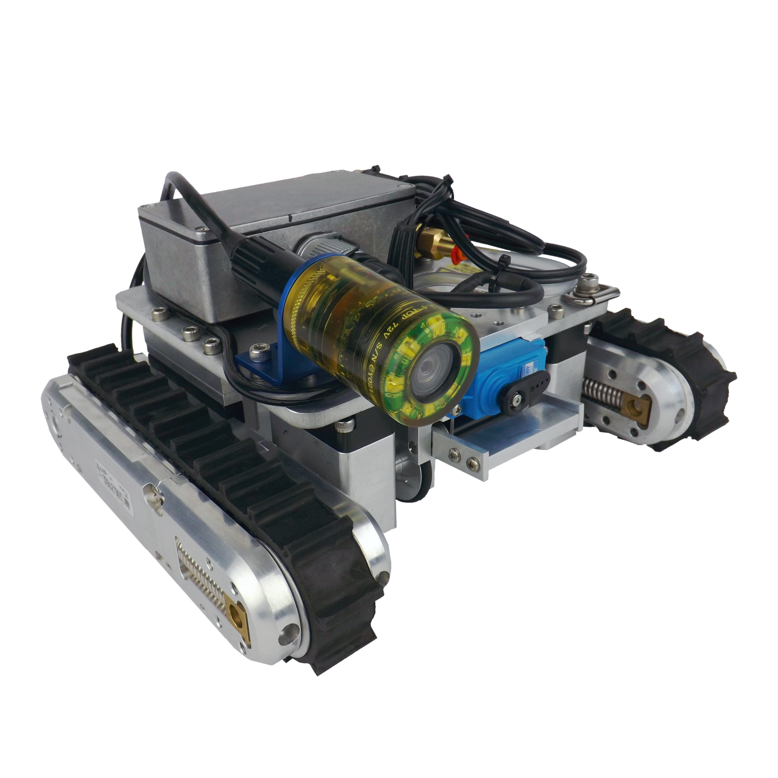 MaggUT™ Ultrasonic Testing Economical Crawler