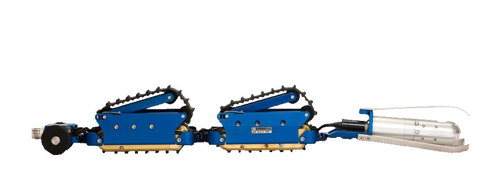 Versatrax 100™ with Traction Enhancement