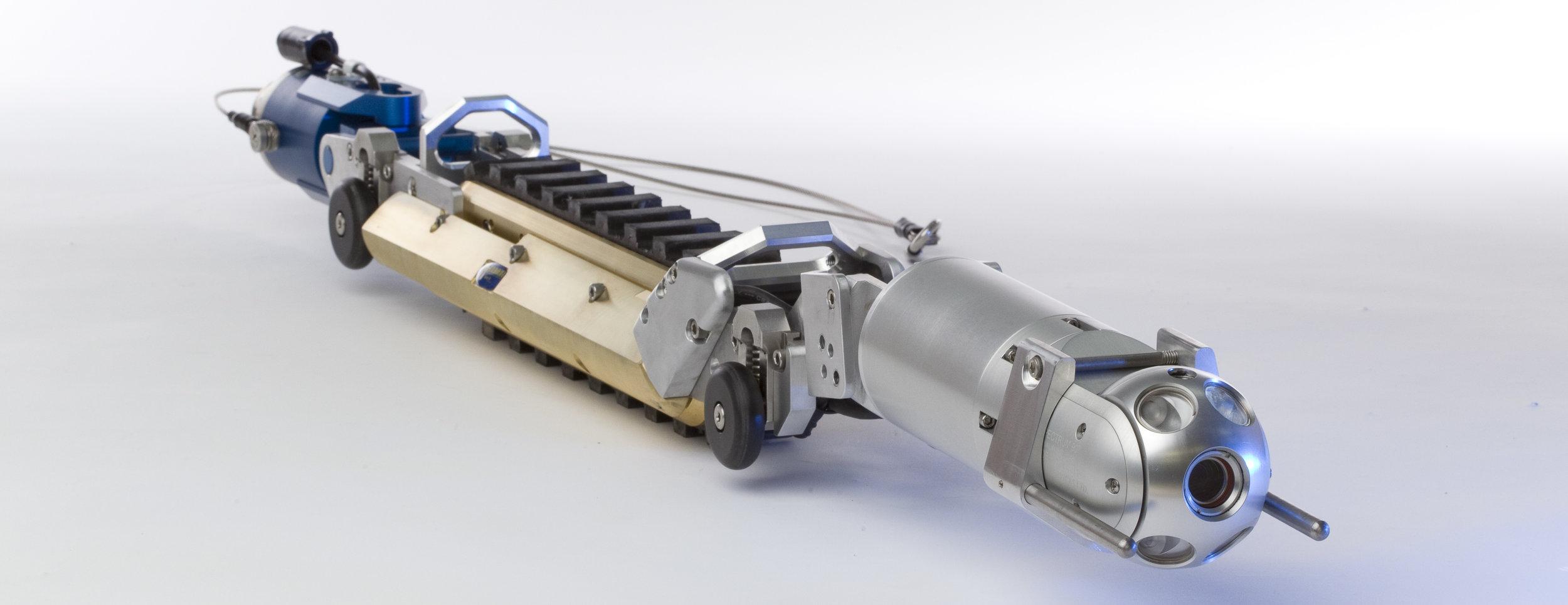 Versatrax 150™ with Traction Enhancement