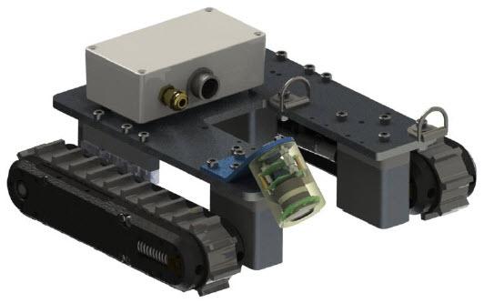 Figure 1 Motherbot - Base Vehicle