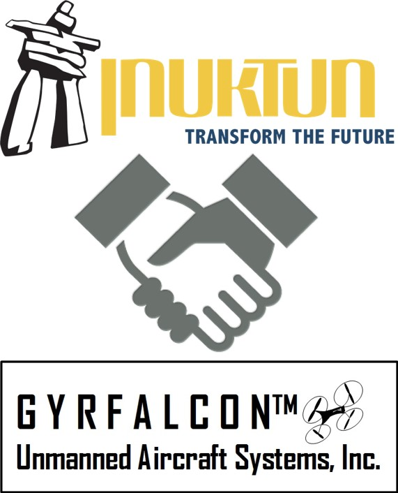 Inuktun and GYRFALCON