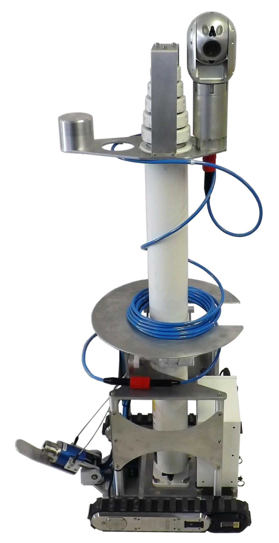 Spectrum 120HD™ Mast Crawler