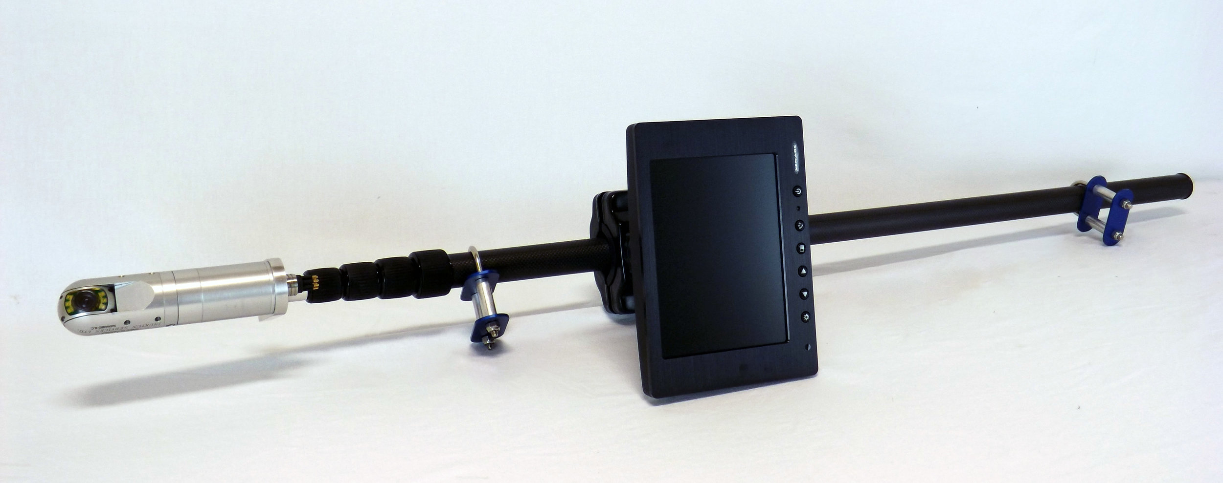 Spectrum 45™ Pole Camera with Optional Monitor