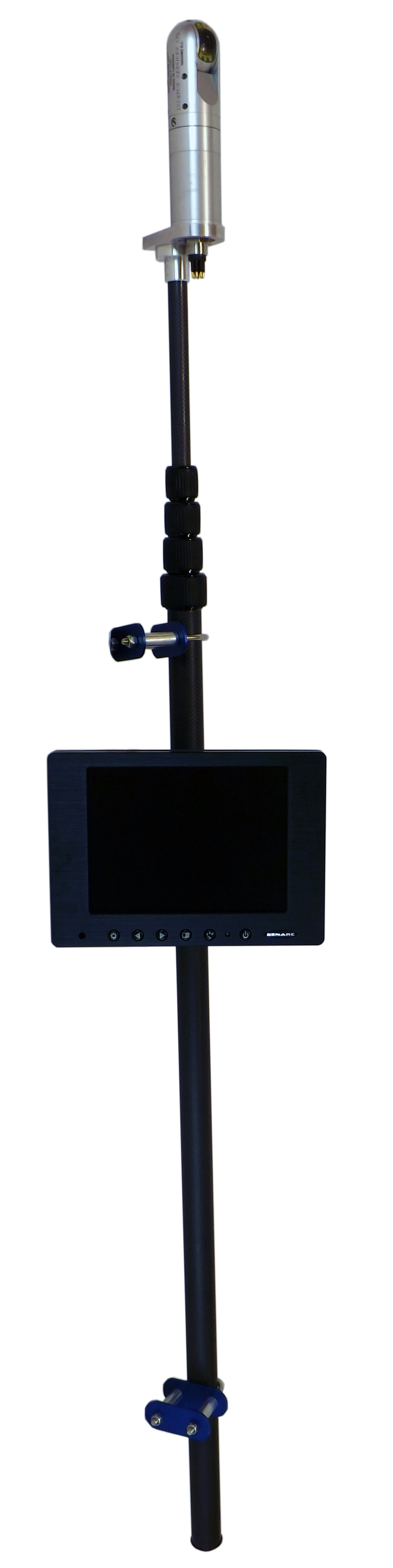 Spectrum 45™ Camera with Deployment Pole and Optional Monitor