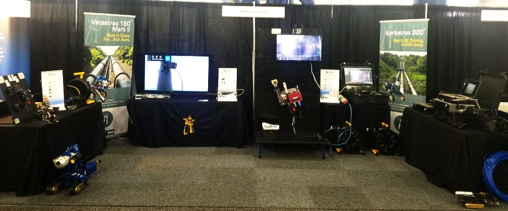 ASNT Annual Conference Inuktun Booth