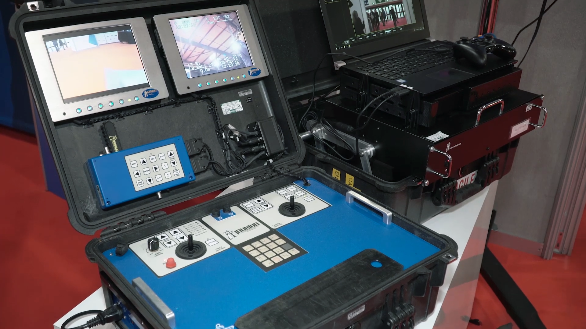 Inuktun Control System