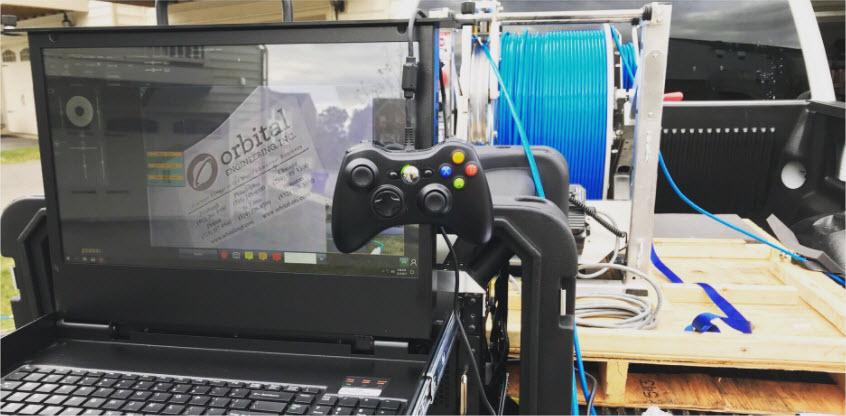 Inuktun Rackmount Controller