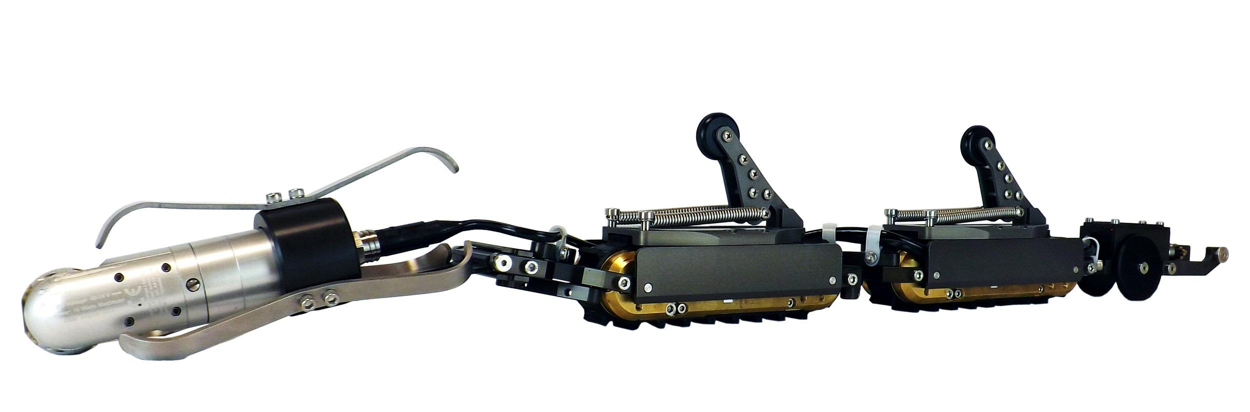 Versatrax 100™ Mark II Inline Vehicle