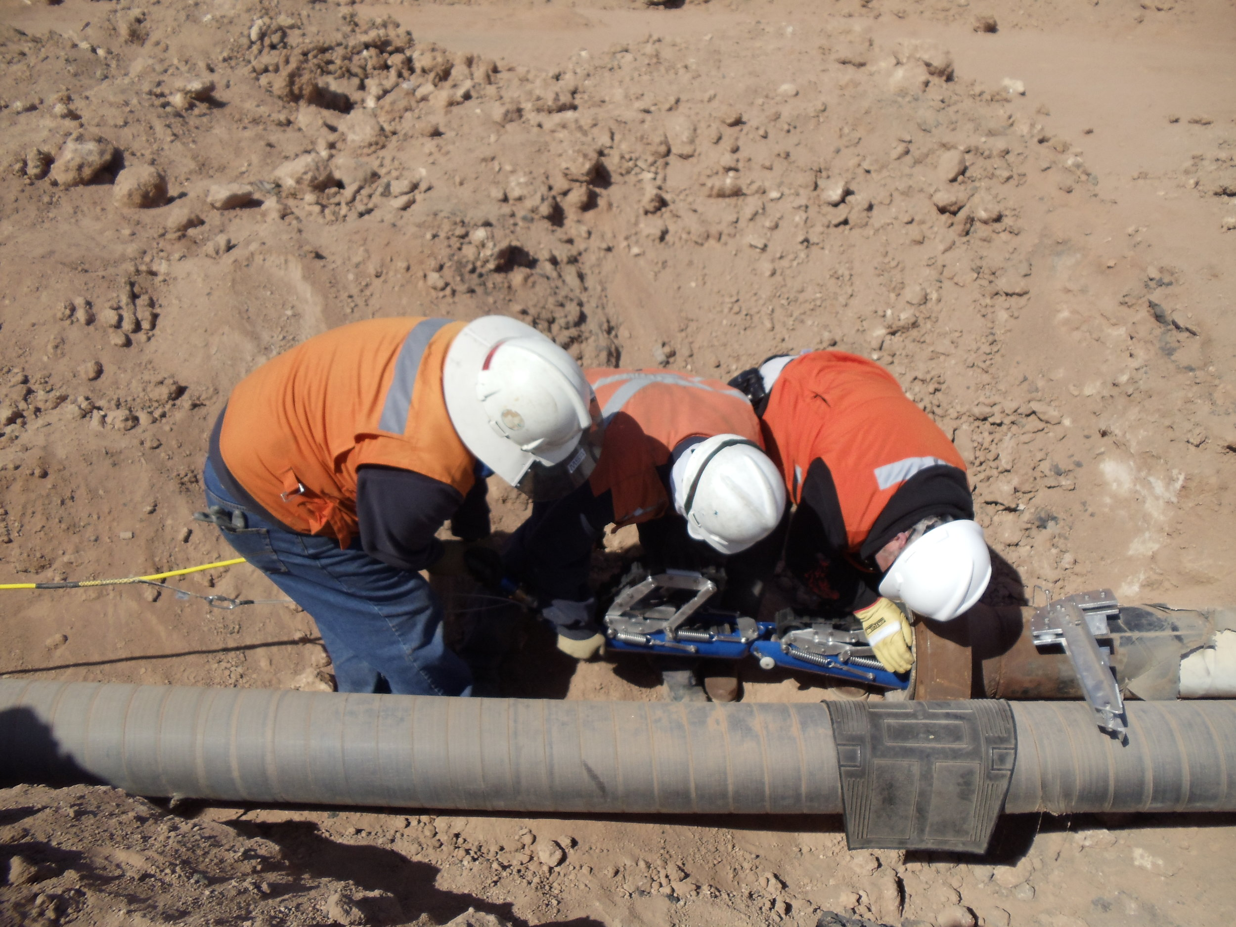 Versatrax Inspection Robotic Crawlers for Pipe Inspection