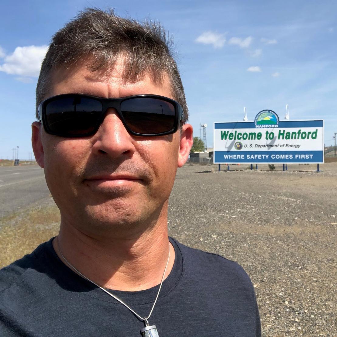 Steve Pilcher, Integration Coordinator at Hanford Site