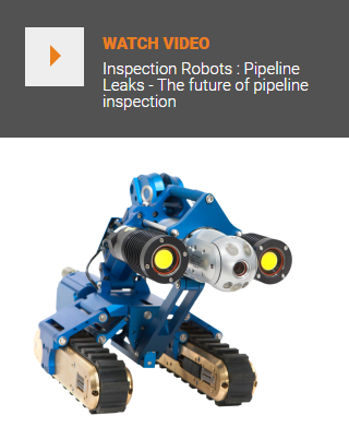 Inuktun Inspection Robots for Pipeline Leaks