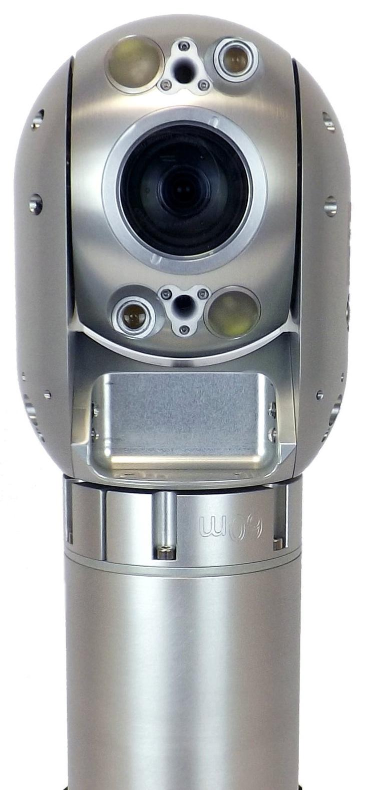 Inuktun Spectrum 120HD™ inspection camera