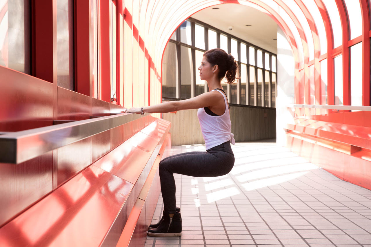 View one of Elyssa's Barre Intensity classes on  Barre Now.