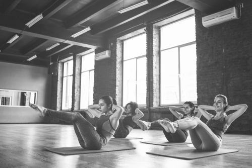 The Group Fitness instructor - Teaching other class formats but not barre
