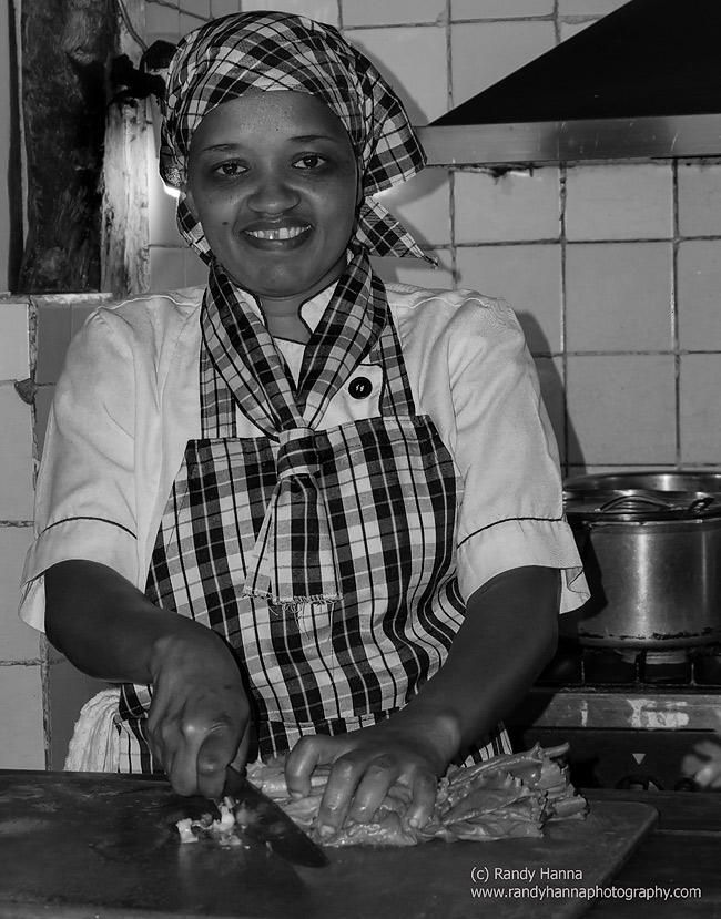 Chef Marieth