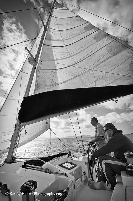 Sailing the Seas