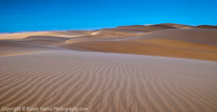 The Sands of Namibia  Nikon D300, 17-55 @ 17mm, ISO 200, f10 at 1/160 sec