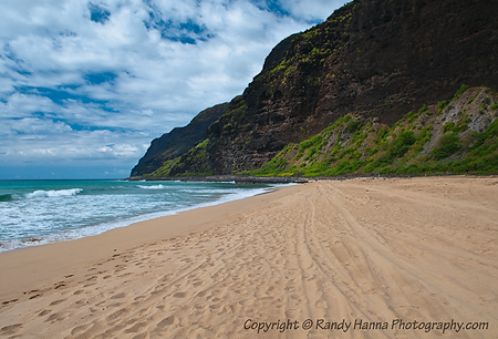 Na Pali Coast, Barking Sands
