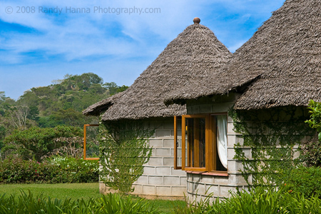 Mountain Village Resort Guest Quarters, Arusha, Tanzania  Nikon D300, 17-55mm @40mm