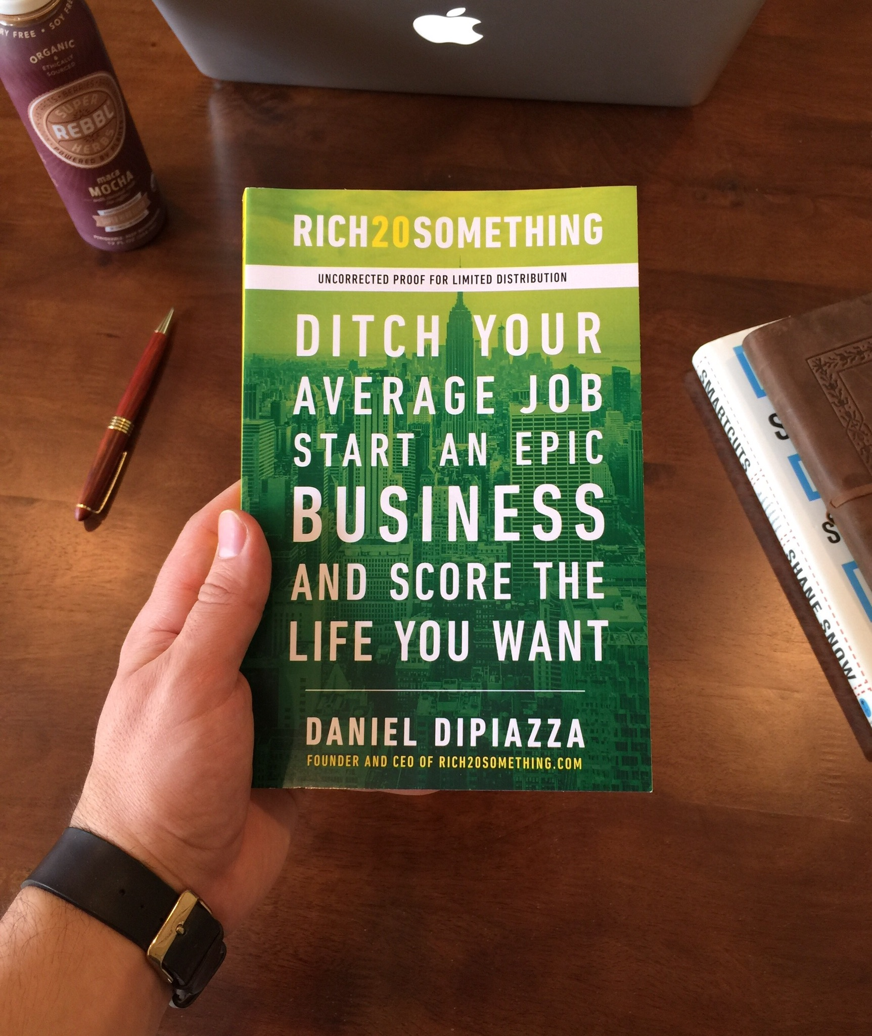 Rich20Something Book