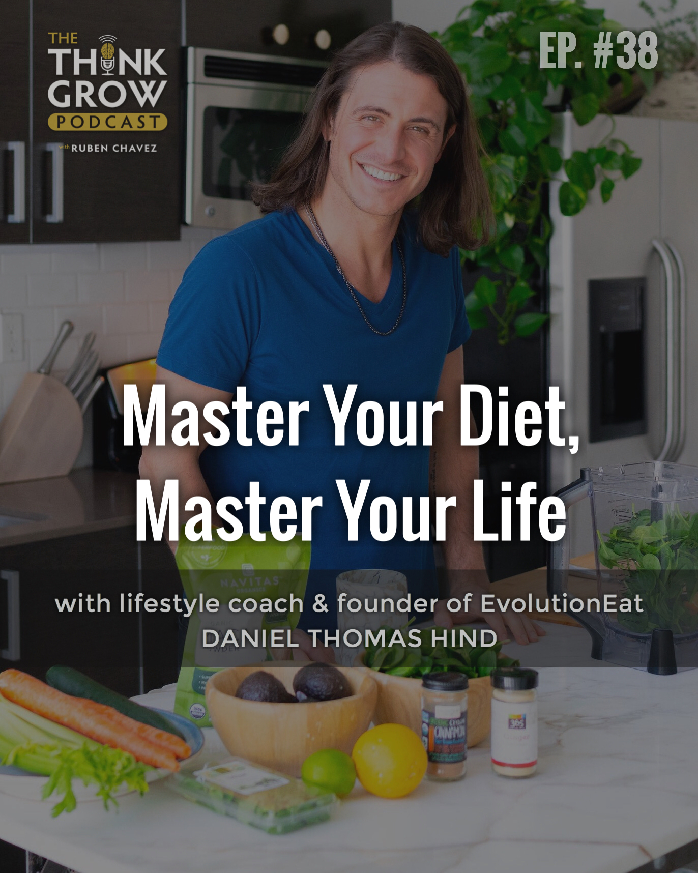 Episode 38 - Master Your Diet, Master Your Life