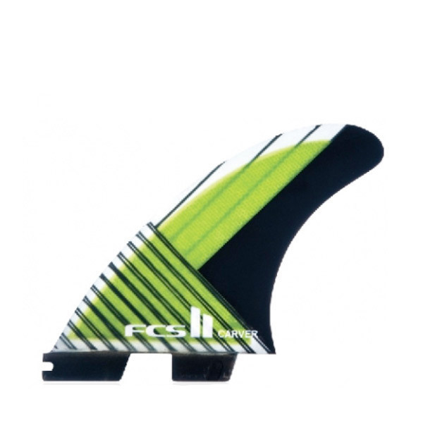 FCS II Carver PC Carbon Large Tri Fin