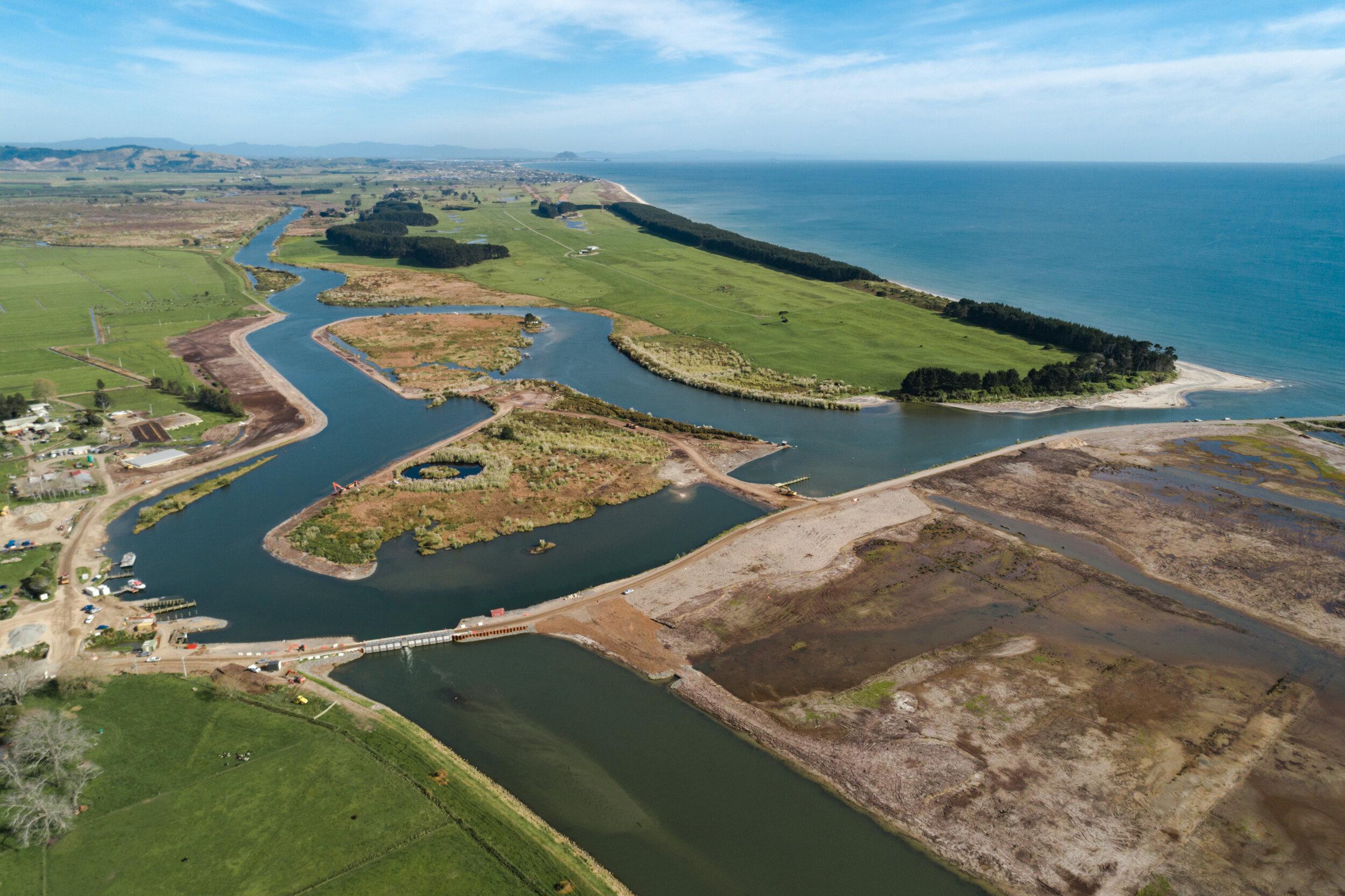 Kaituna River/Maketu Estuary -