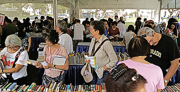 Bank of Hawaii Book Swap
