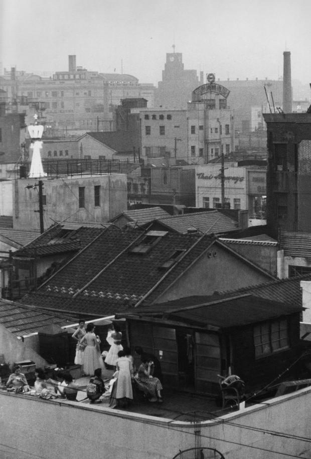 —05.Ihei Kimura Ginza, Tokyo, 1954.