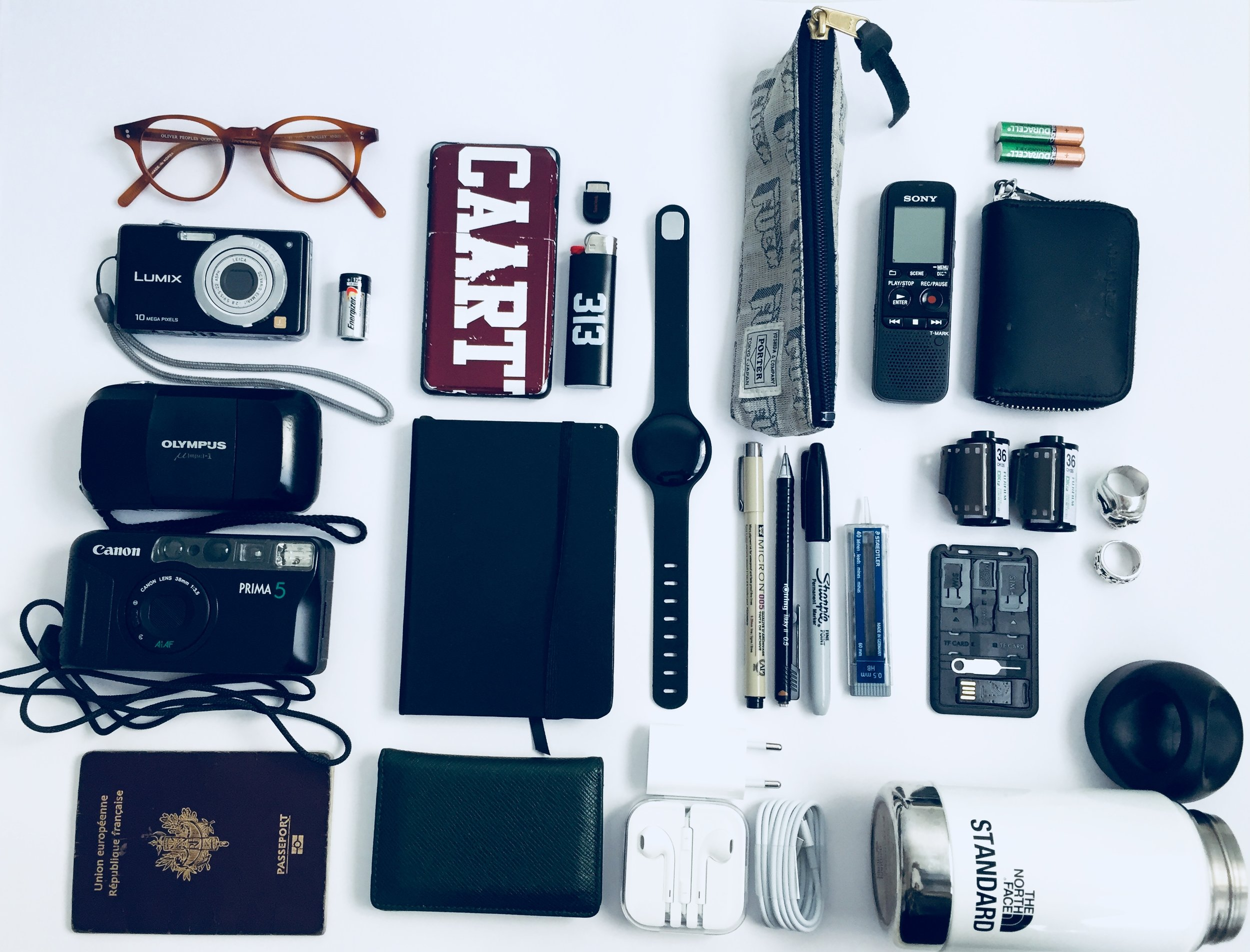 — 01. My essentials