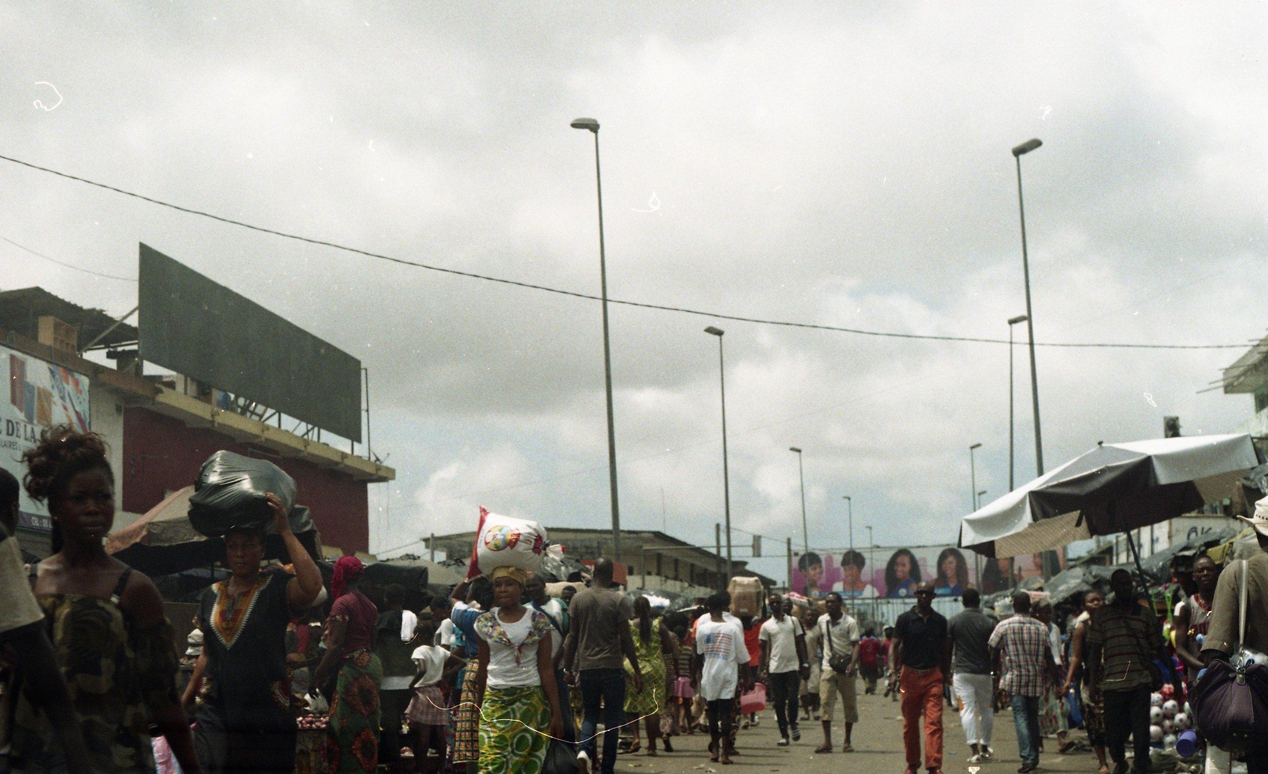 A Journey in Abidjan
