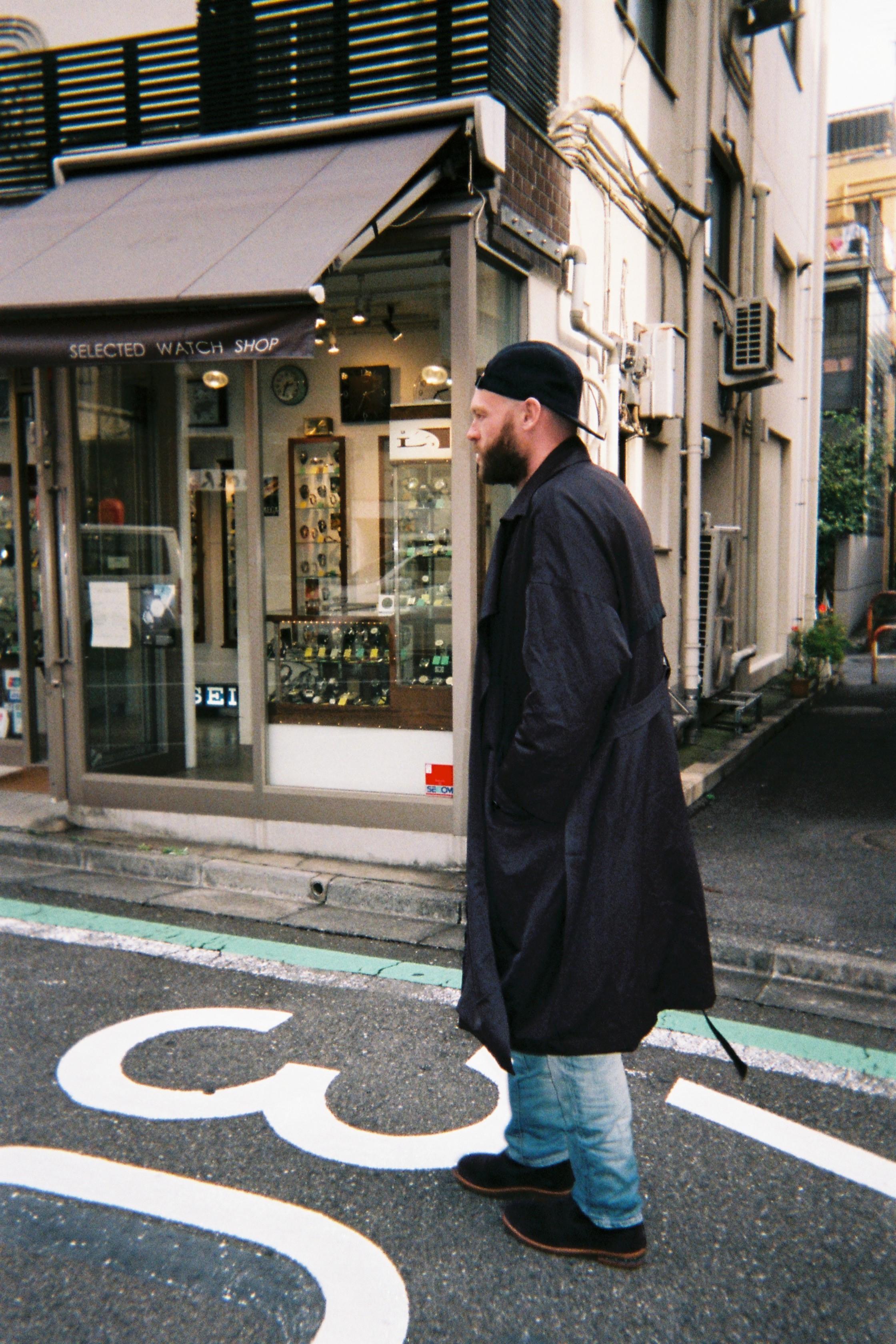 Interview à Tokyo, Le Journal de Bord