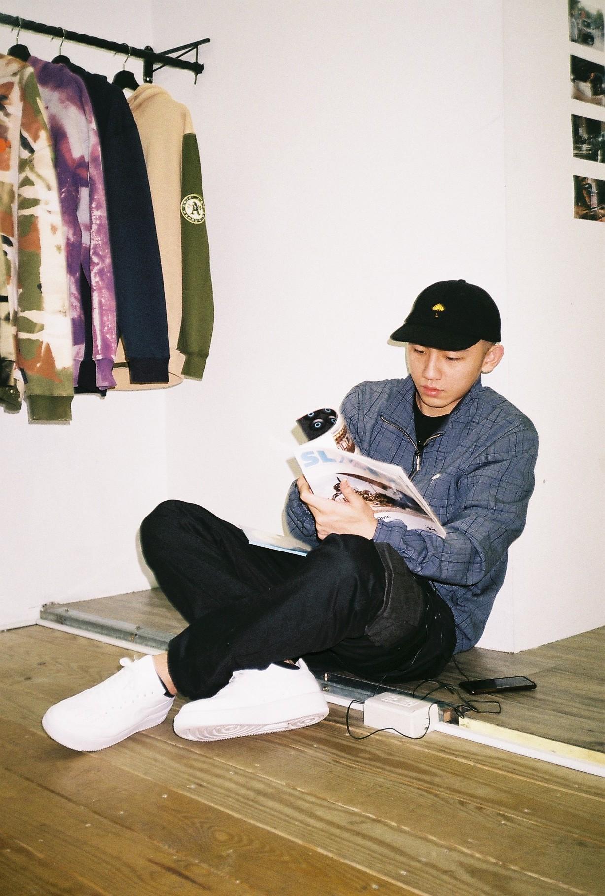 Kyle, Studio 31.54 interview for lejournaldebord.fr