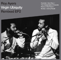 Roy Ayers - Virgin Ubiquity Remixed EP2