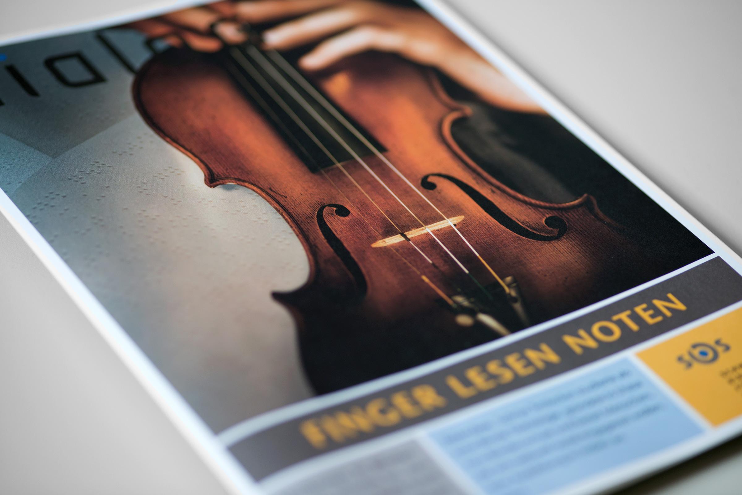 Design bis ins letzte Detail. Gestaltung und Illustration des gesamten Magazins «dialog». Zum Arbeitsbeispiel   →
