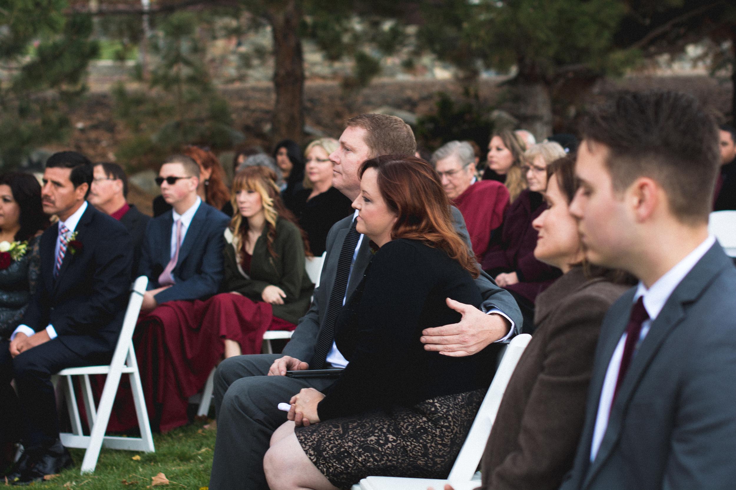 David Walley's Hot Springs Wedding